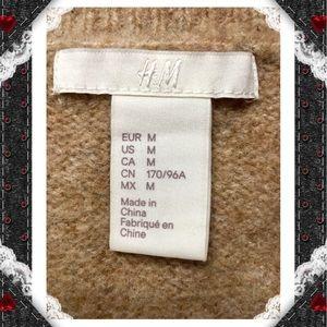 H&M Sweaters - H&M Oversize Side Split Sweater